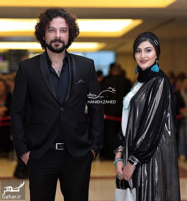 501295 Gahar ir عکسهای مریم مومن و حسام منظور در جشن حافظ 98