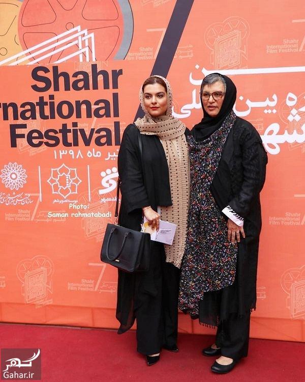 عکسهای رویا تیموریان و دخترش در اختتامیه جشنواره فیلم شهر, جدید 1400 -گهر