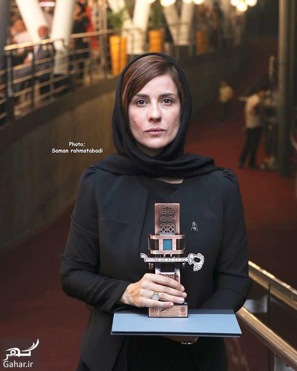 عکسهای بازیگران در جشنواره فیلم شهر, جدید 1400 -گهر