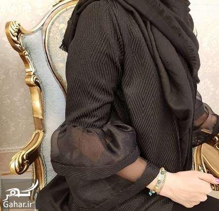 مدل آستین فانتزی مانتو, جدید 1400 -گهر