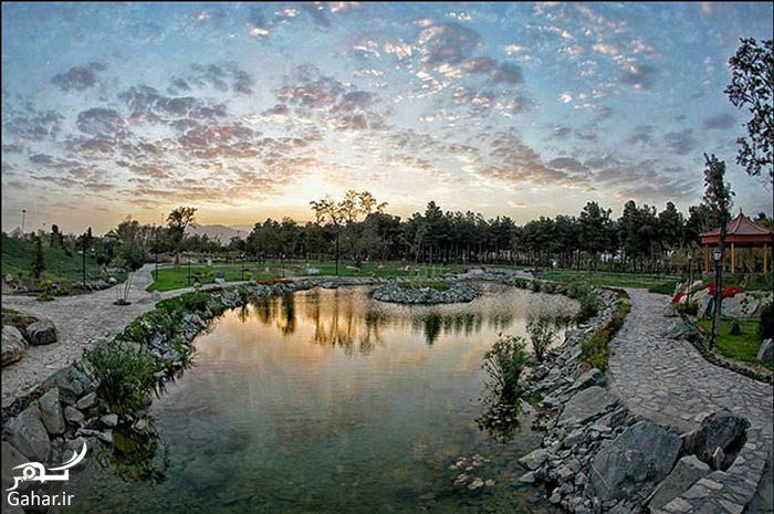 باغ گیاه شناسی مشهد + آدرس, جدید 1400 -گهر