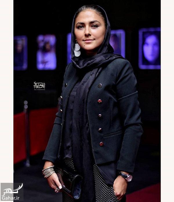 ظاهر متفاوت هدی زین العابدین در اکران خصوصی سرکوب / ۶ عکس, جدید 1400 -گهر