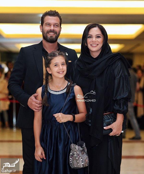 عکسهای پژمان بازغی و همسرش در نوزدهمین جشن حافظ, جدید 1400 -گهر