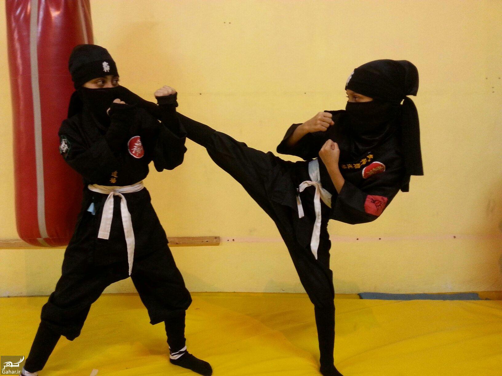 ورزش نینجا کودکان + دانستنیهایی درباره ورزش نینجا, جدید 1400 -گهر