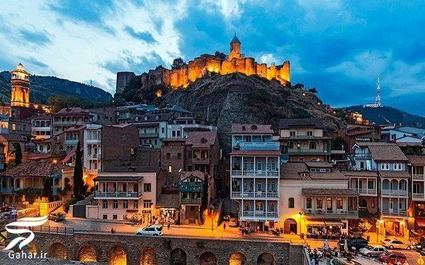 052523 Gahar ir قلعه ای ایرانی در تفلیس