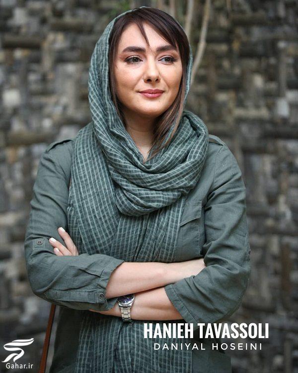 107831 Gahar ir عکسهای هانیه توسلی و مهرداد صدیقیان در اکران ایده اصلی