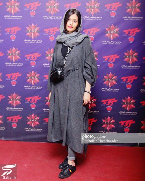 326789 Gahar ir عکسهای جدید پردیس احمدیه در اکران مردمی سرکوب