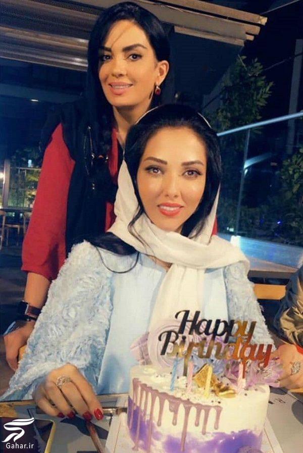 346866 Gahar ir عکسهای تولد لیلا اوتادی در 36 سالگی