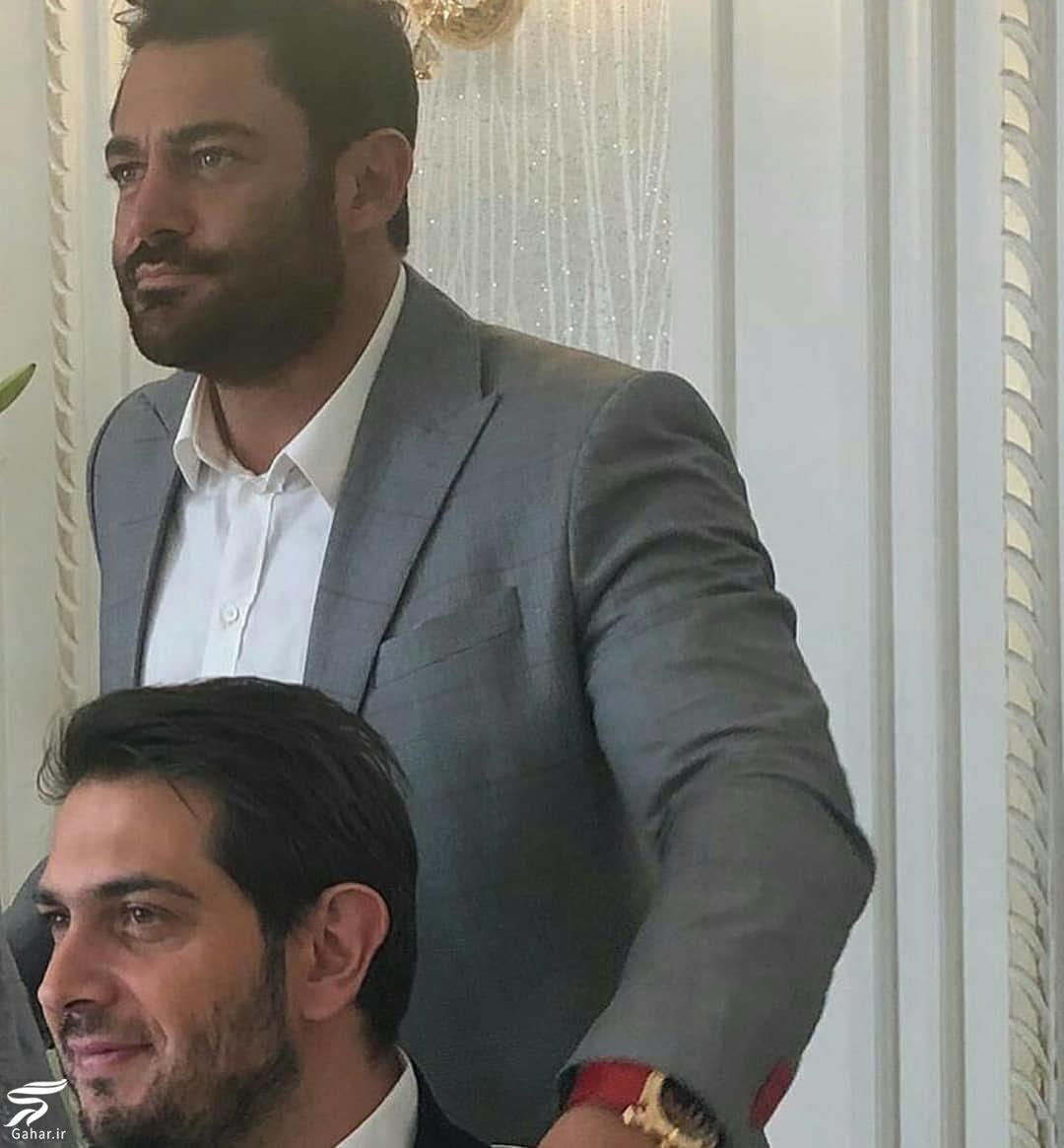 471298 Gahar ir عکسهای محمدرضا گلزار در مراسم عقد برادرش