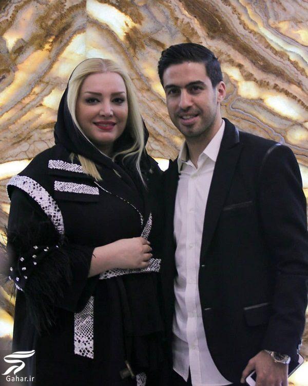 478393 Gahar ir عکس خسرو حیدری و همسرش لاله شفیع زاده بعد خداحافظی از فوتبال