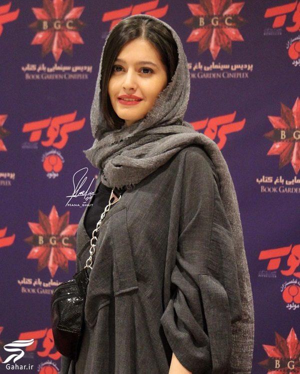 499175 Gahar ir عکسهای جدید پردیس احمدیه در اکران مردمی سرکوب