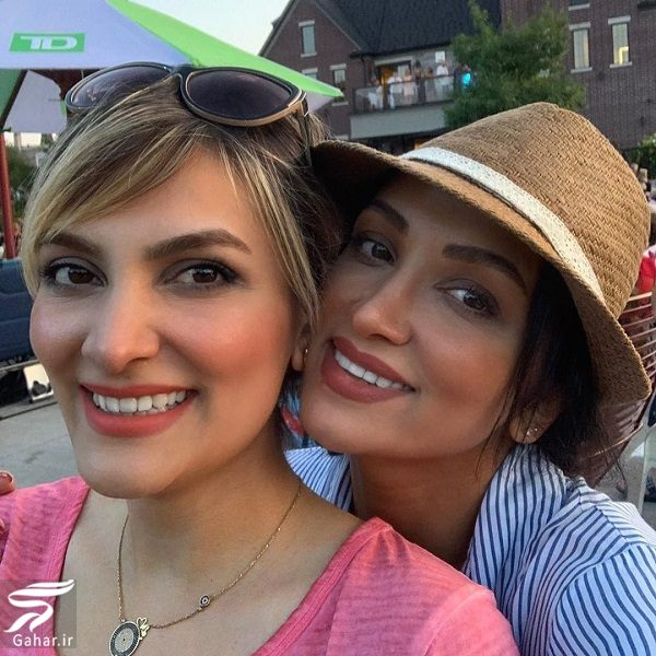 523612 Gahar ir عکس جدید روناک یونسی و خواهرش