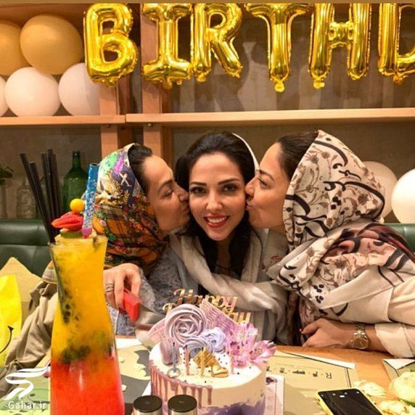 565623 Gahar ir عکسهای تولد لیلا اوتادی در 36 سالگی