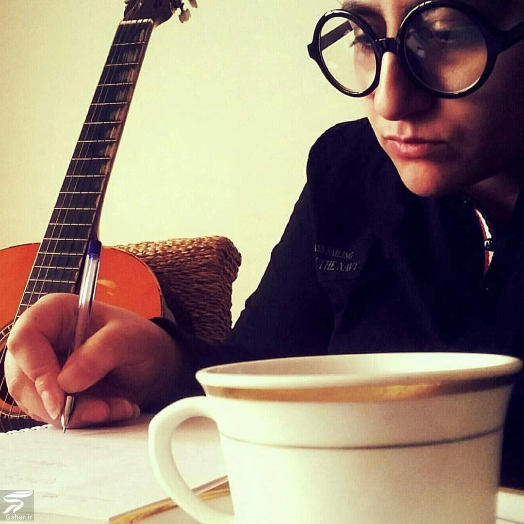 بیوگرافی نیلوفر منصوری آهنگساز و ترانه سرای جوان, جدید 1400 -گهر