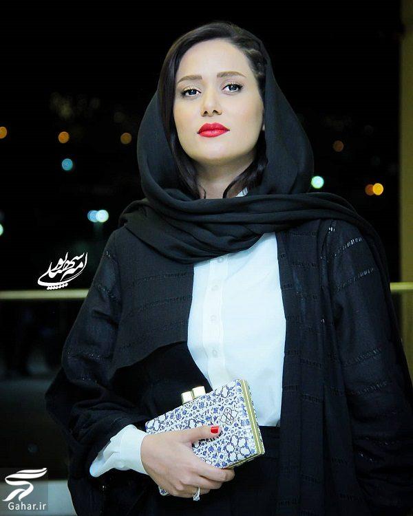 عکسهای جذاب پریناز ایزدیار در جشن خانه سینما, جدید 1400 -گهر