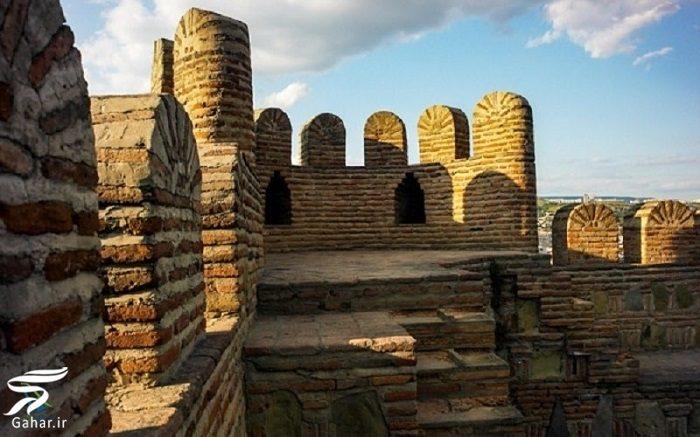 638739 Gahar ir قلعه ای ایرانی در تفلیس