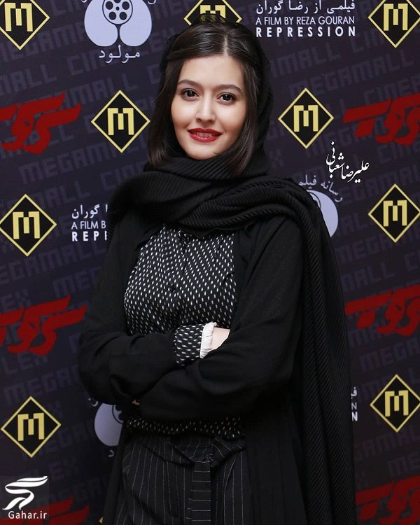 652565 Gahar ir عکسهای دیدنی باران کوثری و پردیس احمدیه در اکران فیلم سرکوب