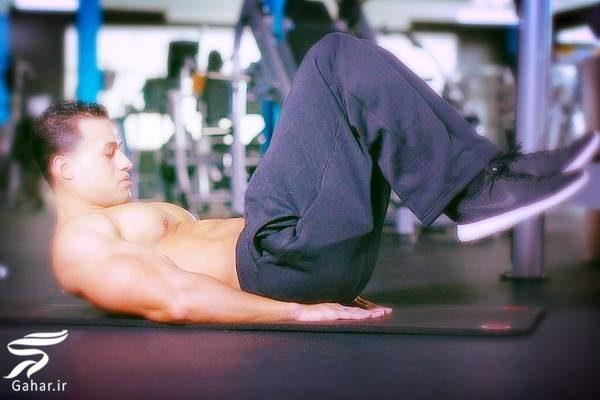 843794 Gahar ir بهترین ورزش برای لاغری شکم و پهلو