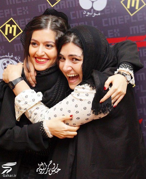 عکسهای دیدنی باران کوثری و پردیس احمدیه در اکران فیلم سرکوب, جدید 1400 -گهر