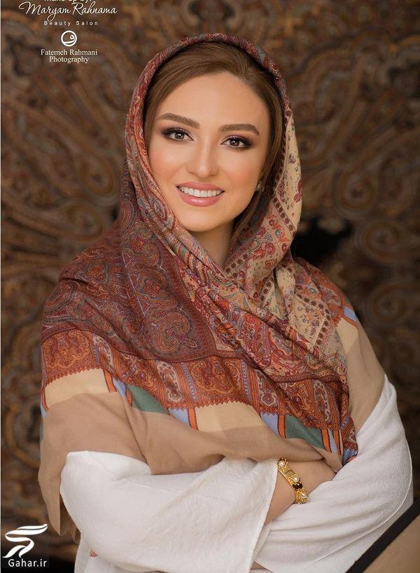 918867 Gahar ir عکسهای آتلیه ای گلاره عباسی با میکاپ زیبا
