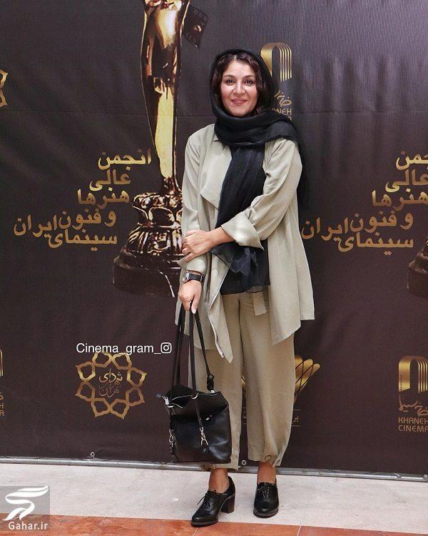 976418 Gahar ir بازیگران در بیست و یکمین جشن خانه سینما / 16 عکس