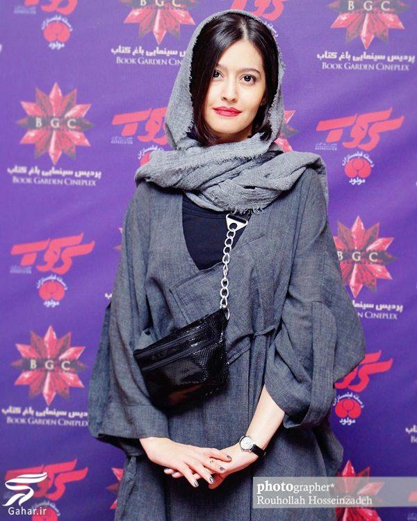 عکسهای جدید پردیس احمدیه در اکران مردمی سرکوب, جدید 1400 -گهر