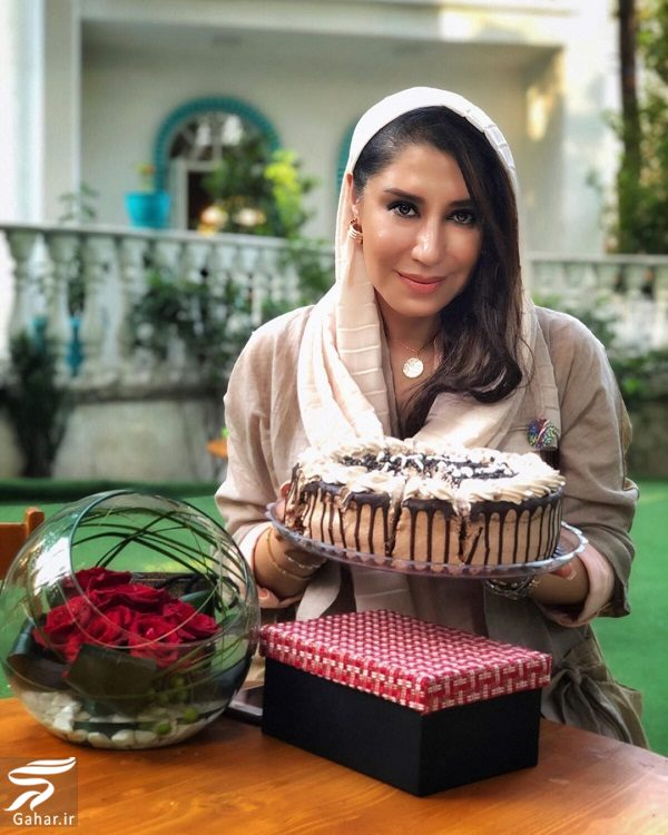 210864 Gahar ir عکسهای دیدنی نسیم ادبی در تولد 43 سالگی