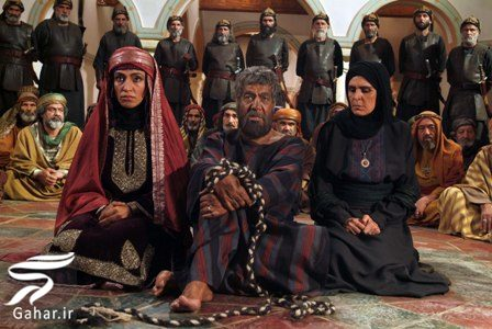 302679 Gahar ir نقش خولی در سریال مختار نامه