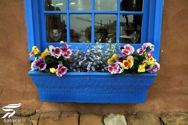 348332 Gahar ir 11 پیشنهاد جذاب برای گل کاری گلدان جلوی تراس و پنجره