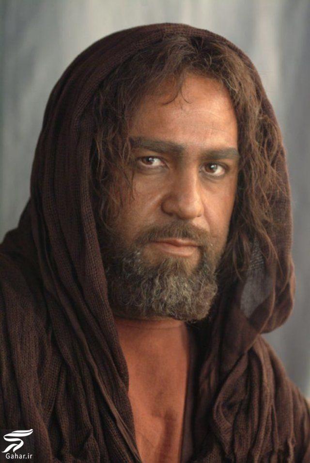 354529 Gahar ir بازیگر نقش ابراهیم در مختار + بیوگرافی