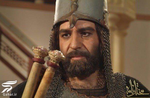 379970 Gahar ir بازیگر نقش ابراهیم در مختار + بیوگرافی