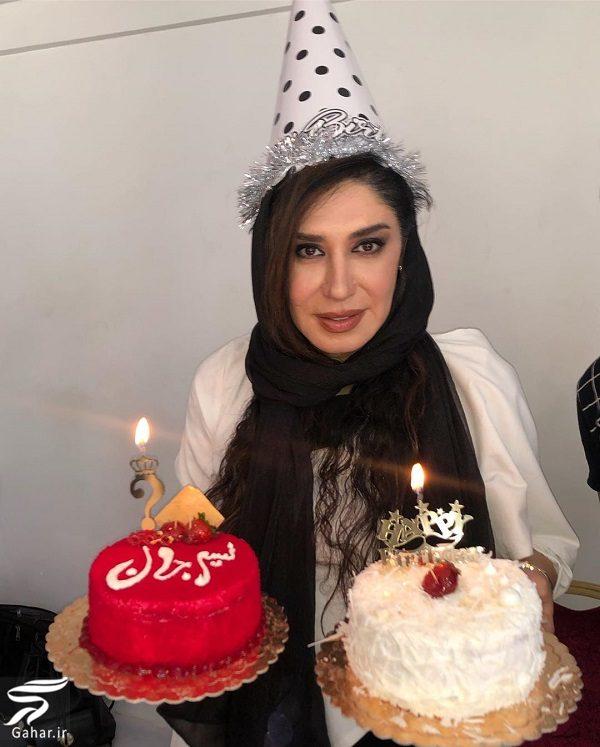 436083 Gahar ir عکسهای دیدنی نسیم ادبی در تولد 43 سالگی