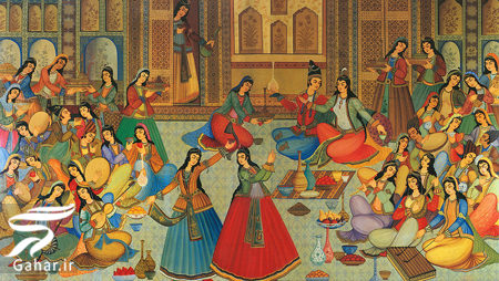 486061 Gahar ir تاریخچه موسیقی سنتی ایرانی و ساز های آن