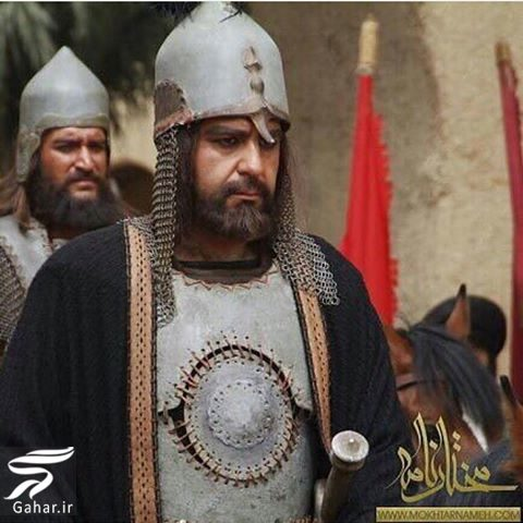 498516 Gahar ir بازیگر نقش ابراهیم در مختار + بیوگرافی