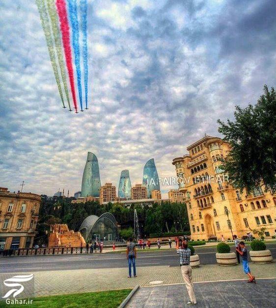 جاذبه های گردشگری باکو + راهنمای سفر به باکو, جدید 1400 -گهر