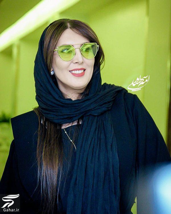 استایل متفاوت لیلا بلوکات در جشن خانه سینما ۹۸ / ۵ عکس, جدید 1400 -گهر