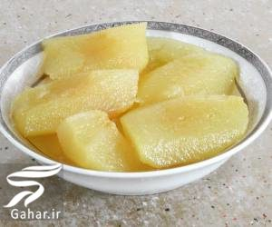 779791 Gahar ir روش درست کردن کمپوت سیب
