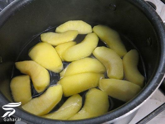 842399 Gahar ir روش درست کردن کمپوت سیب