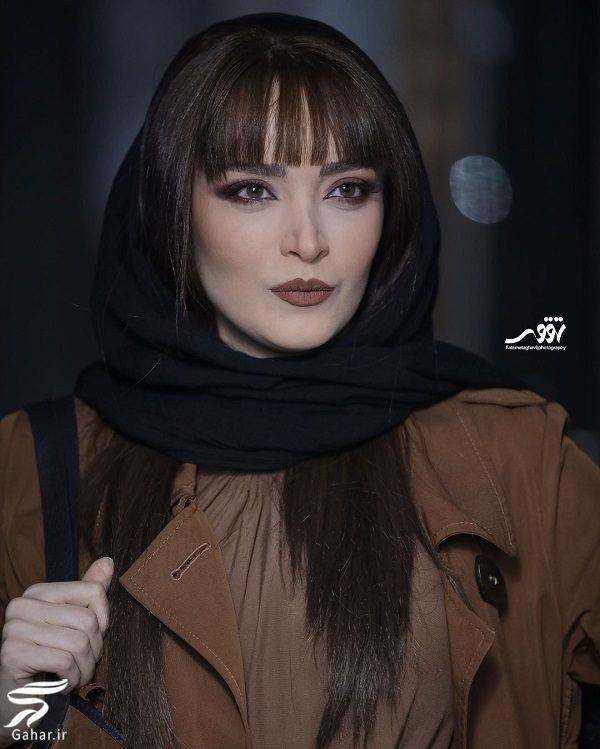 960269 Gahar ir ظاهر جذاب و متفاوت بهنوش طباطبایی در اکران ماجرای نیمروز 2 / 10 عکس