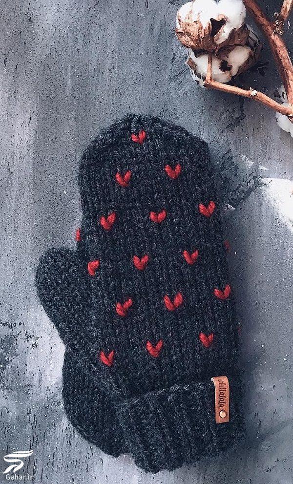 006814 Gahar ir مدل های دستکش زنانه 2019