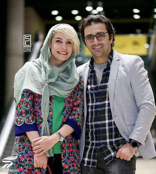 041972 Gahar ir بازیگرانی که با هم ازدواج کردند + عکس