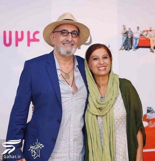 076732 Gahar ir بازیگرانی که با هم ازدواج کردند + عکس