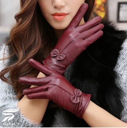 078528 Gahar ir مدل های دستکش زنانه 2019