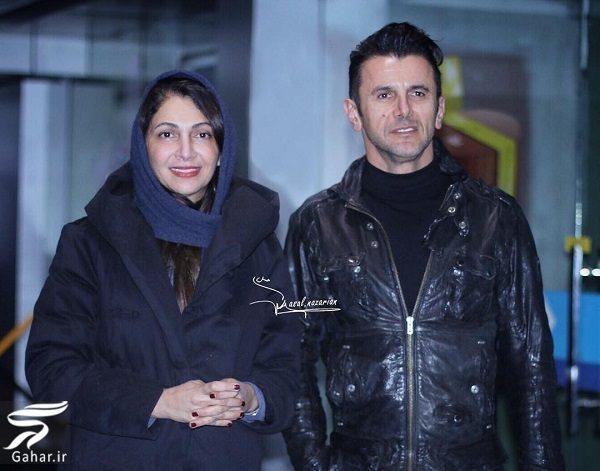 182432 Gahar ir بازیگرانی که با هم ازدواج کردند + عکس