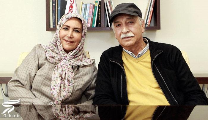 257646 Gahar ir بازیگرانی که با هم ازدواج کردند + عکس