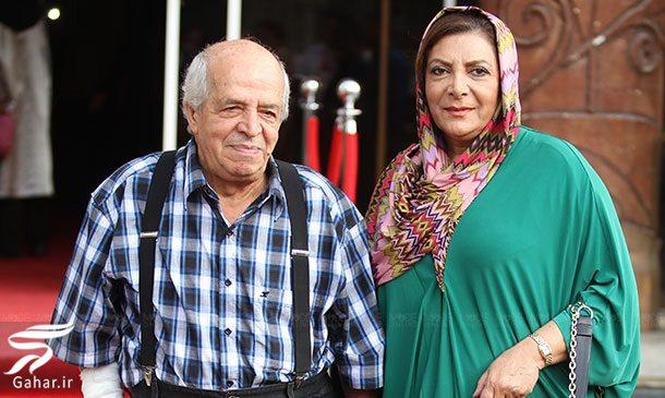 291332 Gahar ir بازیگرانی که با هم ازدواج کردند + عکس
