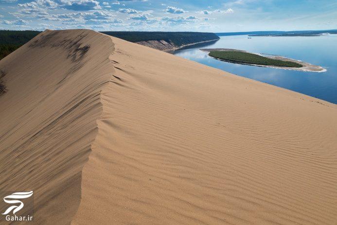 بیابان شنی چارا منطقه ای از عجایب کره زمین, جدید 99 -گهر