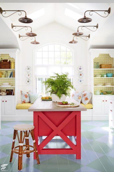 373574 Gahar ir e1571773680563 ایده های نو برای دکوراسیون مدرن آشپزخانه