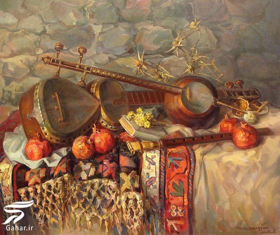 420201 Gahar ir تاریخچه موسیقی سنتی ایرانی و ساز های آن