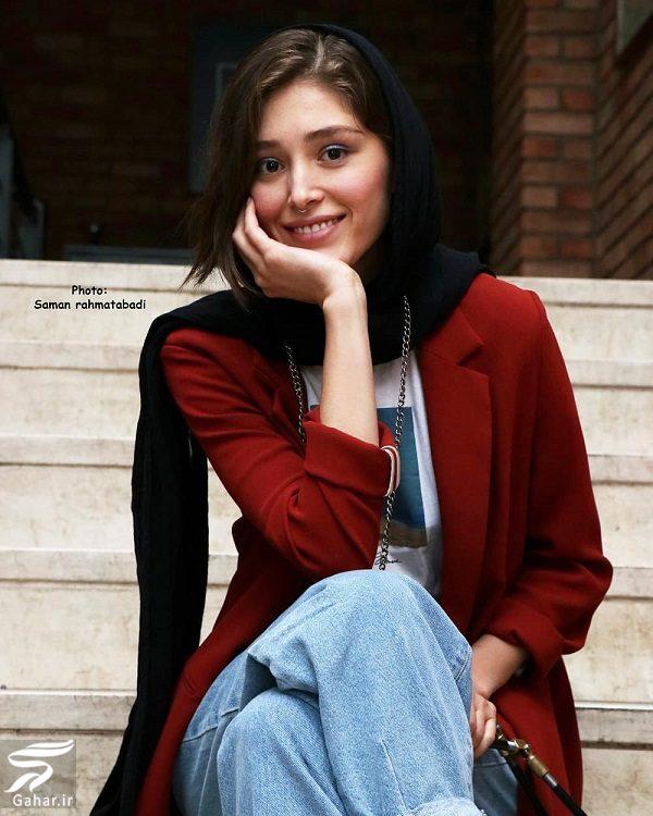 440002 Gahar ir استایل عجیب فرشته حسینی در اختتامیه جشنواره فیلم کوتاه / 5 عکس